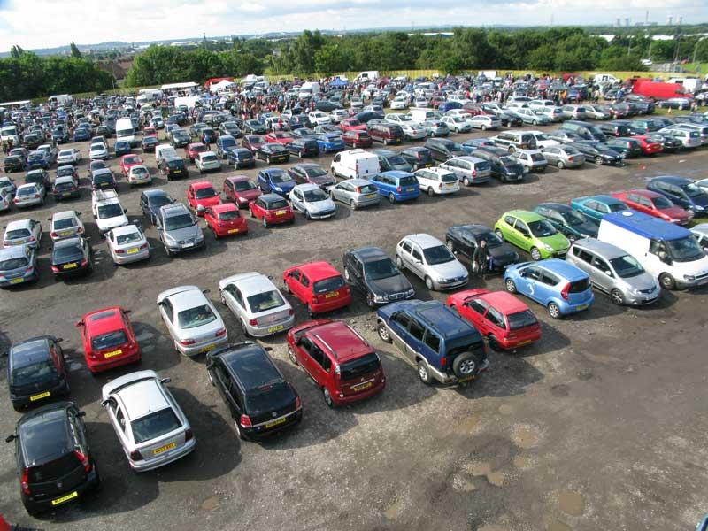 Warrington Car Boot Sale